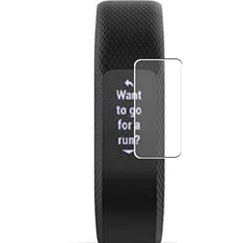 Vaxson 3 Stück Schutzfolie, kompatibel mit GARMIN Vivosmart 3 Smart Watch, Bildschirmschutzfolie TPU Folie [nicht Panzerglas] Neue Version