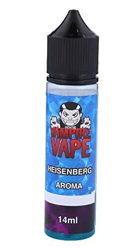 Heisenberg 14ml Longfill - Original Vampire Vape - Aromakonzentrat für E-Zigaretten