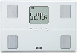 タニタ 体組成計 パールホワイト色 BC-316-WH