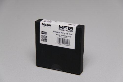 Nissin N062 Adapterring 55mm für MF18 Macro Flash