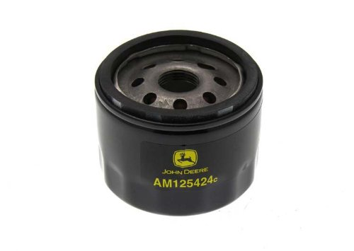 John Deere OEM Oil Filter #AM125424