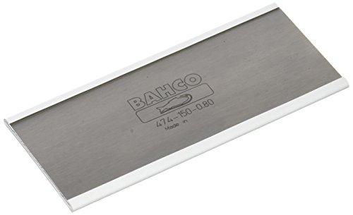 Bahco 474-150-0.80 BH474-150-0.80 Abziehklingen 150x0,8mm aus Chrom-Nickel-Stahl