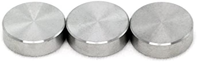 Pinewood Car Derby Tungsten Weight 3-Pack - 1.59oz Each, 0.87