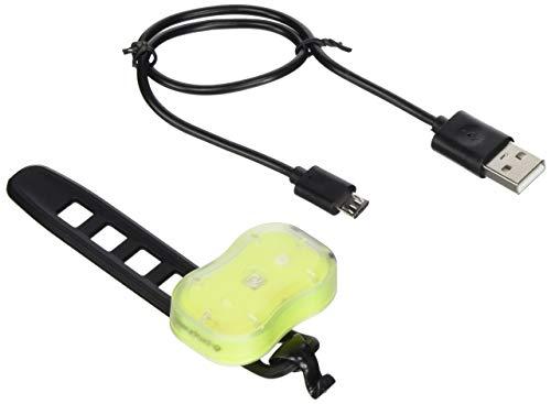 Prophete LED-Outdoor-Leuchte Beleuchtung, schwarz/Neon gelb, M