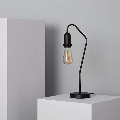 LEDKIA LIGHTING Lampada da Tavolo Gerard Nero
