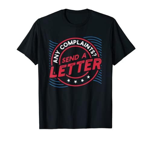 Sellos de Correos para Enviar Cartas Marca Mail Carrier Post Office Lady Post Workers Co.