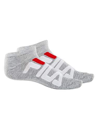 Fila F9199, Socken Uni, grau, 35/38