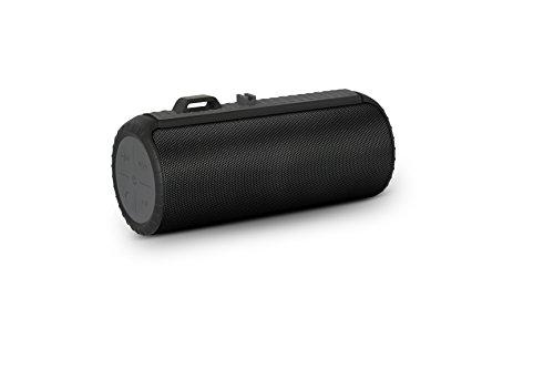 Schneider SC500SPK-BLK - Altavoz Bluetooth, Color Negro
