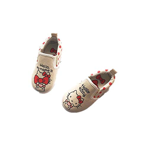 Hello Kitty Canvas Shoes Girls
