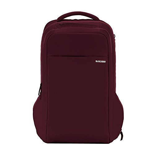"""Incase ICON Laptop Backpack - Fits 15"""" Laptop - Deep Red"""