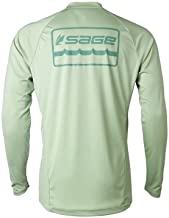 RIO Products Sage Fly Fishing Sun Blue T-Shirt
