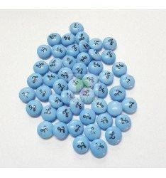 Mini Lacasitos Azul - 1000 Gr
