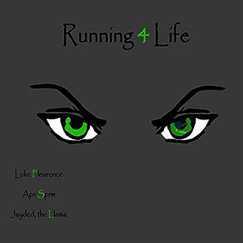 Running 4 Life (feat. Jayded, the Llama & Luke Fleurence)