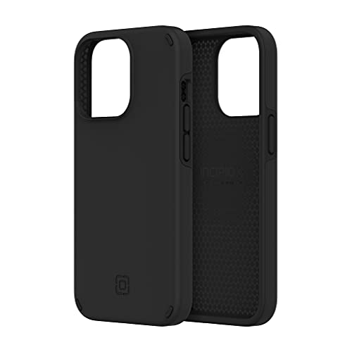 Incipio Duo Series IPH-1966-BLK Case for iPhone 13 Pro (6.1 Inch) Drop...