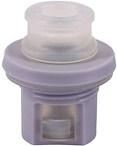 SIGG HERO Spout Verschluss (One Size), Ersatzteil für jede SIGG Trinkflasche HERO, auslaufsicherer und leicht bedienbarer Verschluss