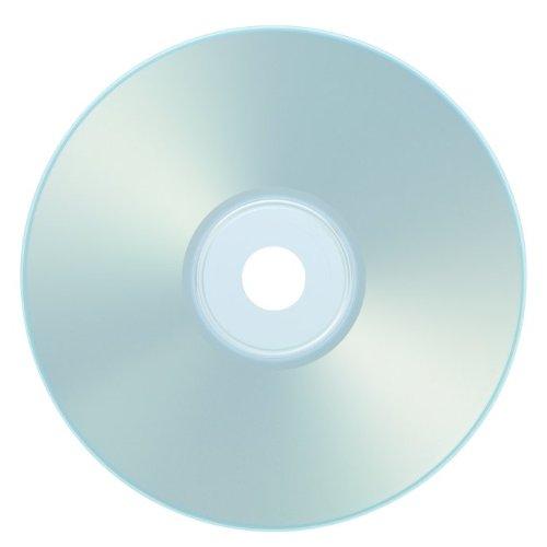 『太陽誘電製 That's CD-Rデータ用 32倍速700MB プリンタブル銀 スピンドルケース50枚入 CDR80SPYSBN』の1枚目の画像