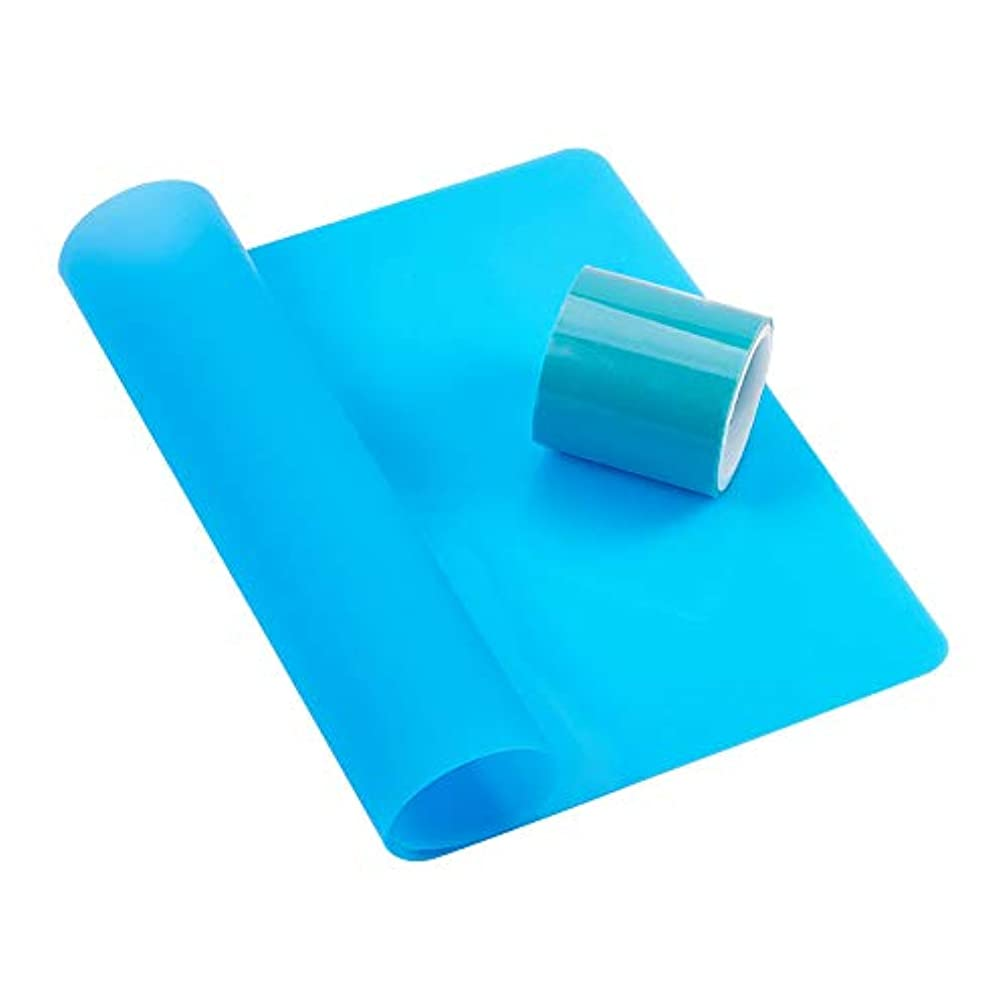 OLYCRAFT 1 Set Silicone Craft Mat 8