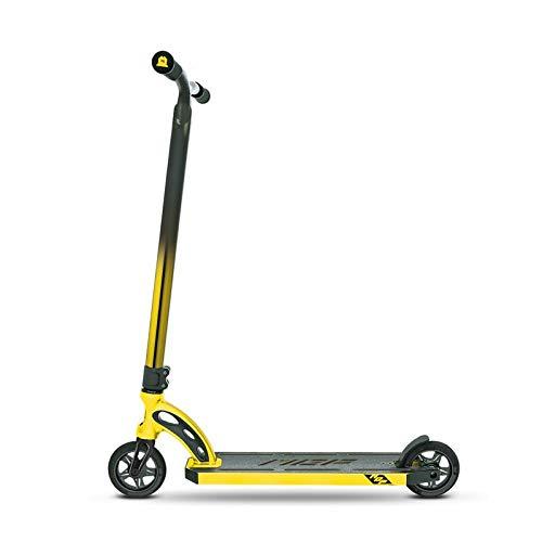 Madd Gear VX9 Team Stunt Scooter - Rueda para patinete (120 mm), color amarillo dorado