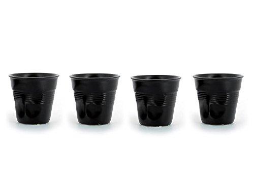 crumpled espresso cups - 6