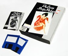 DE LUXE STRIP POKER 2 PC CD ROM