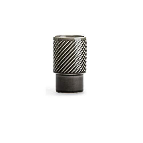 Sagaform 5017878 Kaffeebecher, Stein, grau