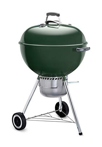 Weber 14407001 Original Kettle Premium Charcoal Grill,...
