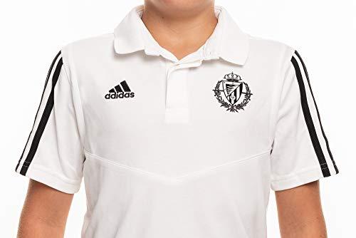 REAL VALLADOLID CLUB DE FÚTBOL Du0866 Polo, Niños