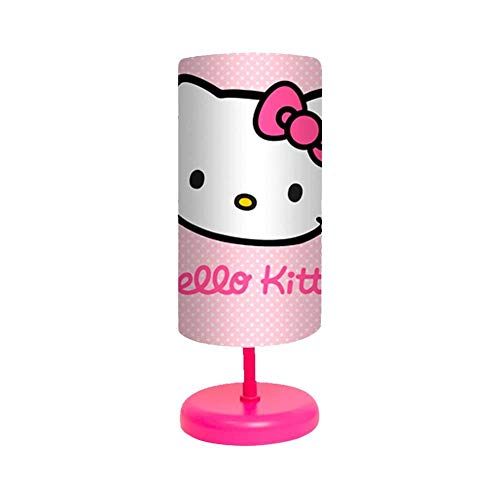 HELLO KITTY - Lampe - Abat jour