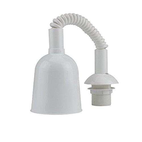 UNITEC 45631 Leuchtenzugpendel mit Fassung E27, weiߟ