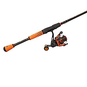 LEW'S FISHING Mach Crush Speed Spin Combo