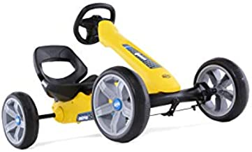 Berg Pedal Car Reppy Rider | Pedal Go Kart, Ride On Toys for Boys and Girls, Go Kart, Outdoor Games and Outdoor Toys, Adaptable to Body Lenght, Pedal Cart, Go Cart for Ages 2.5-6 Years