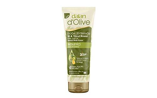 Dalan d\'Olive Feuchtigkeitscreme Hand und Körper, 1er Pack (1 x 250 ml)