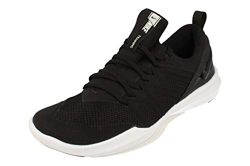 Nike Herren Victory Elite Trainer Fitnessschuhe, Schwarz (Black/White 001), 44.5 EU