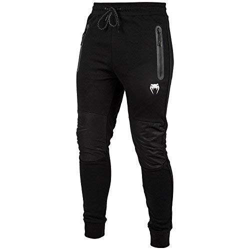 Venum MMA Laser Deportivo Chándal Pantalones- Negro/Negro Negro, X-Large