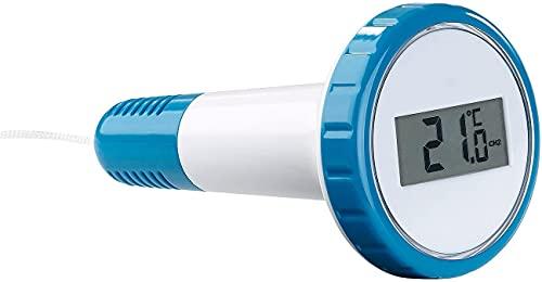 infactory Zubehör zu Funk Wasserthermometer: Zusätzliches Funk-Poolthermometer für PT-250, wasserdicht IPX8 (Funk Thermometer wasserdicht)