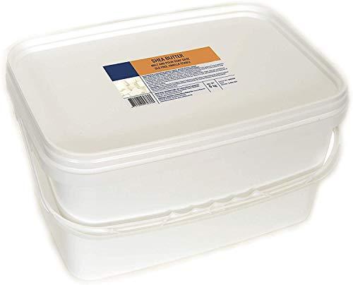 BLACK SEA · GERMANY · Sheabutter Seifenbasis Rohseife Schmelzen und gießen Seifen 6 kg (SLS-frei)