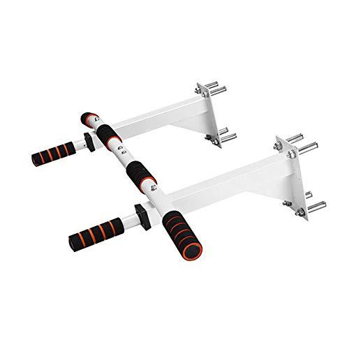 Multi-Gym Pull Up Bar Pullup Bar Pull Up Bar Plafond Wandmontage met 3 met schuim beklede handgrepen Gym Workout Trainingsapparatuur Trainingsbalken