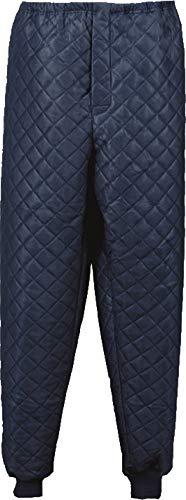 RLine by Gödecke Textil Thermo-Unterzieh-Hose mit Gummibund und Beinbündchen (XL, Blau)