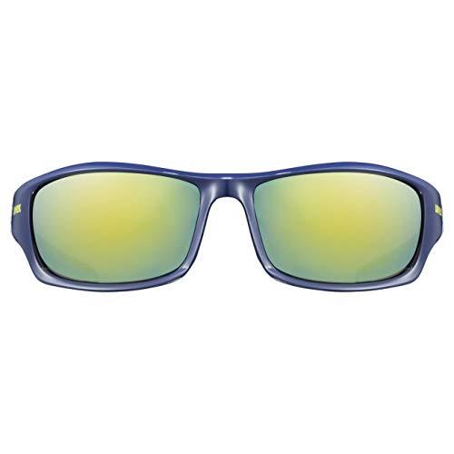 uvex Unisex– Erwachsene, sportstyle 211 Sportbrille, blue, one size - 2