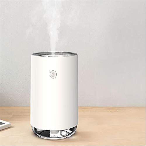 N / A 200ml Cool Mist Humidifiers, Waterless Auto-Off, Quiet Air Humidifier with Night Light, Ultrasonic Humidifier with 4~8 Working Hours, Auto for rooms up to 20 m², Baby Room, Living Room, Plants