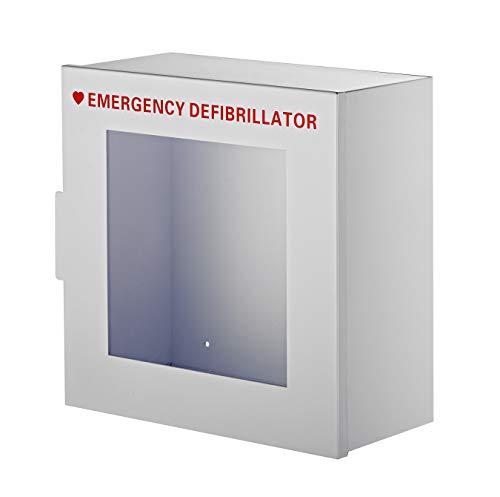 AdirMed Non-Alarmed Steel Cabinet Defibrillators 15