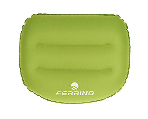 Ferrino Air Pillow opblaasbaar kussen groen