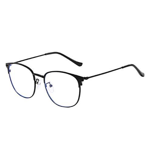 Inlefen Unisex Neue Anti-Blu-Ray-Brille Brillen der neuen Generation - Schützen Sie Ihre Augen vor dem schädlichem blauem Licht von Bildschirmen - Anti-Müdigkeit, Anti-Blaulicht, UV-Schutz