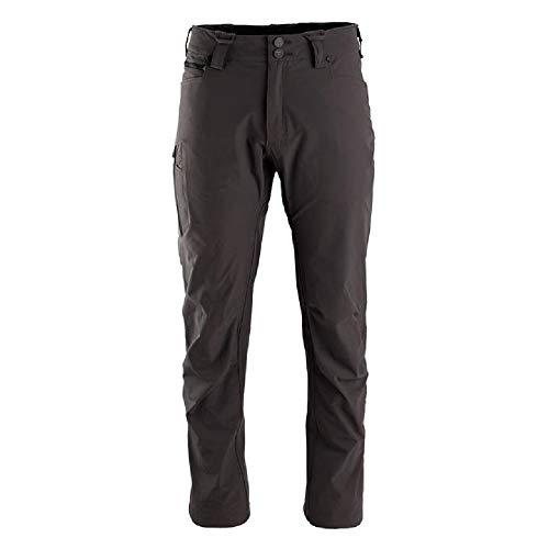 TRUEWERK Men's Work Pants - T1 WerkPant Technical Workwear, 32WX32L, Deep Grey