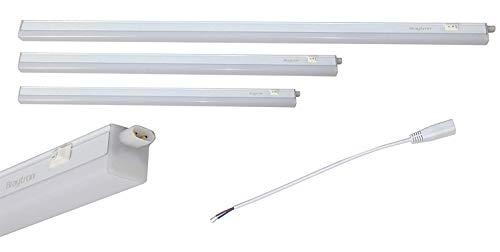 braytron LED LIGNE 4W 7W 14W 36 W éclairage SOUS-MEUBLE - blanc froid, 4 Watt