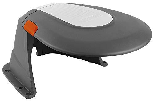 GARDENA garage per robot rasaerba, protegge dalla luce solare diretta e dalle intemperie (compatibile con: R40Li e R70Li, installazione: Copristazione per Robotrasaerba) (4007-20)