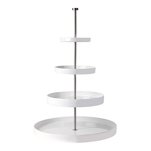 ASA Selection ONO - Alzata per Dolci a 4 Piani Altezza: 58,5 cm