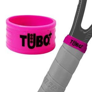 TUBOPLUS Goma Fija-Grip DE Color Rosa para Sujetar EL Grip U OVERGRIP Y NO TENGAS LA Necesidad DE Poner LA Cinta Aislante!!