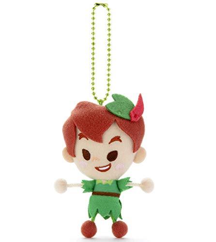 ディズニー キャラクタートイカンパニー クリーナー付 ボールチェーンマスコット ピーターパン 高さ約 10cm