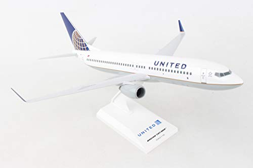 Daron Skymarks United 737-800 Post Co Merger Livery Model Kit (1/130 Scale)